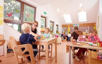 Gruppen Kindergarten Rappelkiste