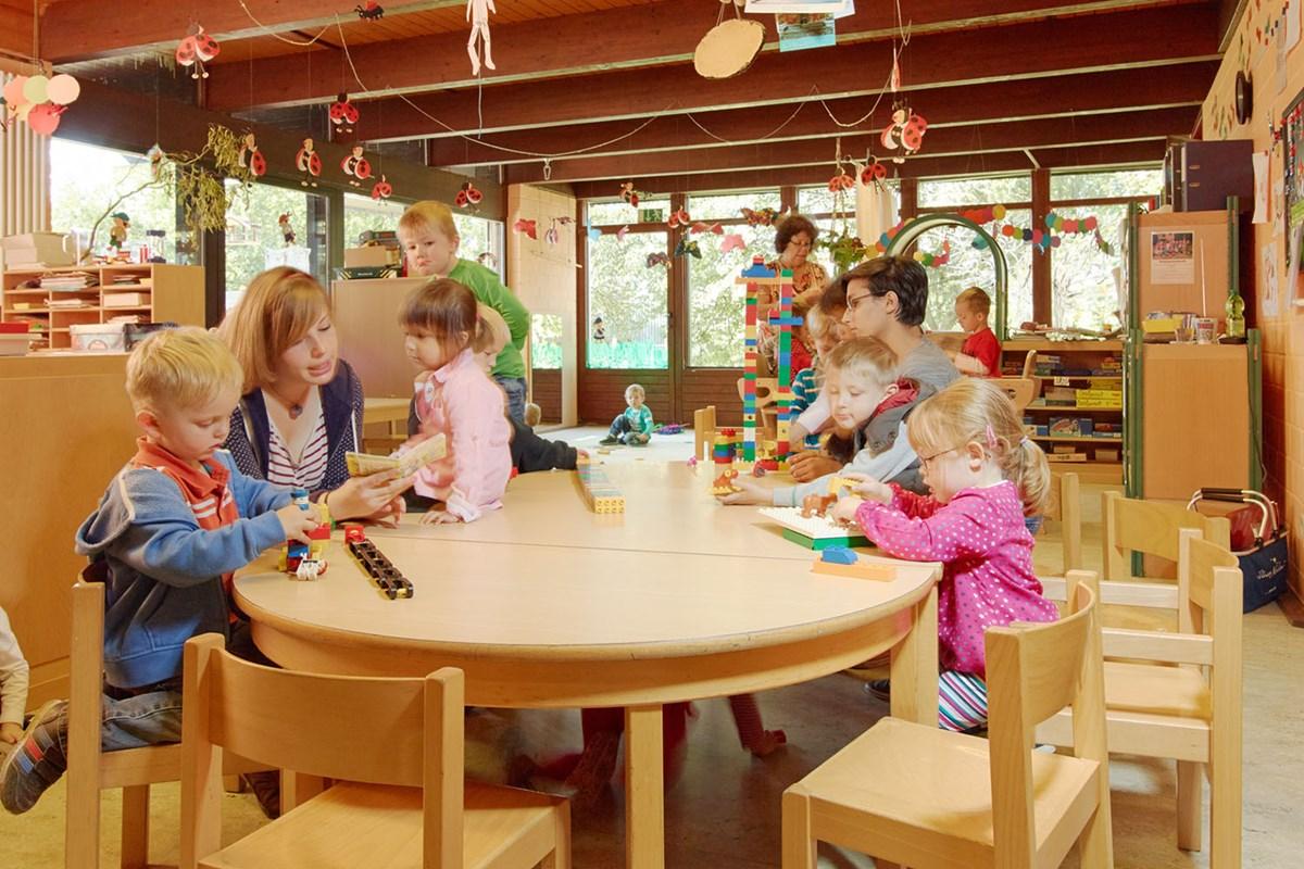 Marienkäfer Kindergarten Rappelkiste